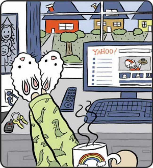 Фото - 10 Високооплачуваних професій, які дозволяють працювати вдома