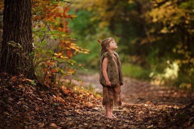 Фото - 13 Способів зробити класні фотографії дітей на хеллоуїн