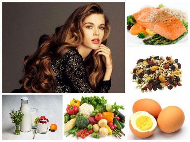 Фото - 7 Продуктів для здорового волосся