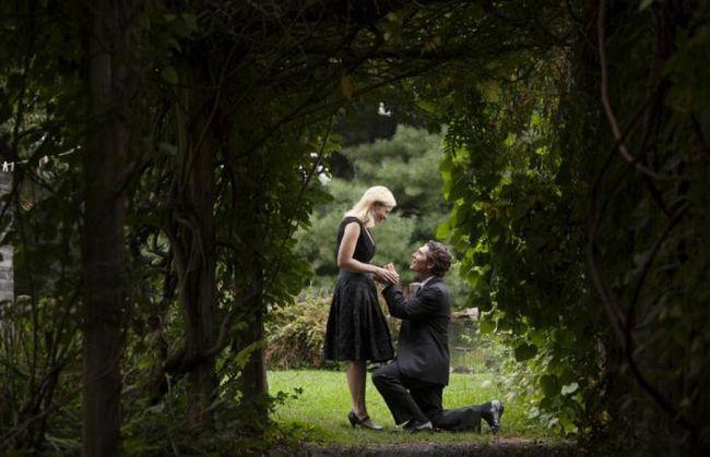 Одружитися