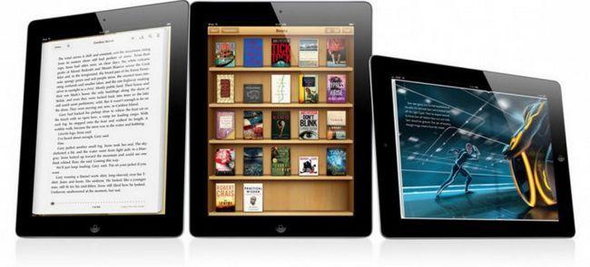 Фото - Безкоштовні ресурси електронних книг для ipad