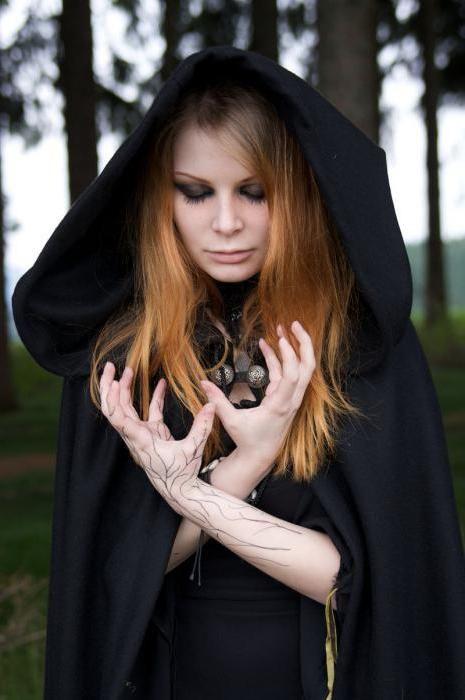 чорна магія змови