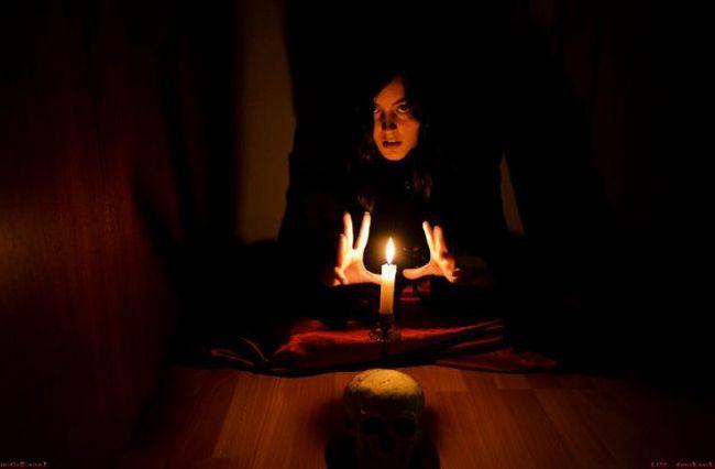 чорна магія в домашніх умовах
