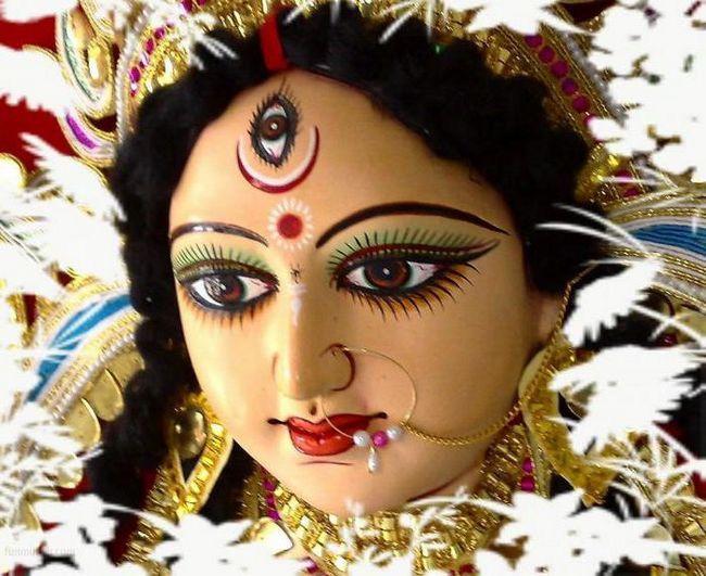 РЖБ очі богині Дурги