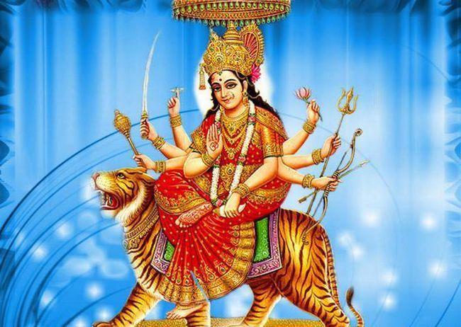 індійська богиня Дурга