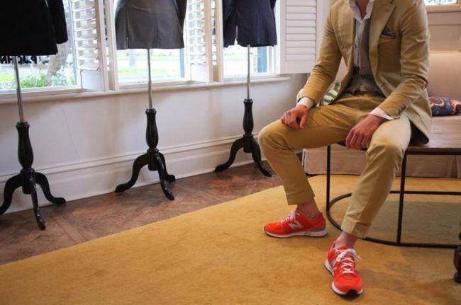 Фото - Ефект червоних кросівок: креативність в одязі веде до успіху в кар'єрі