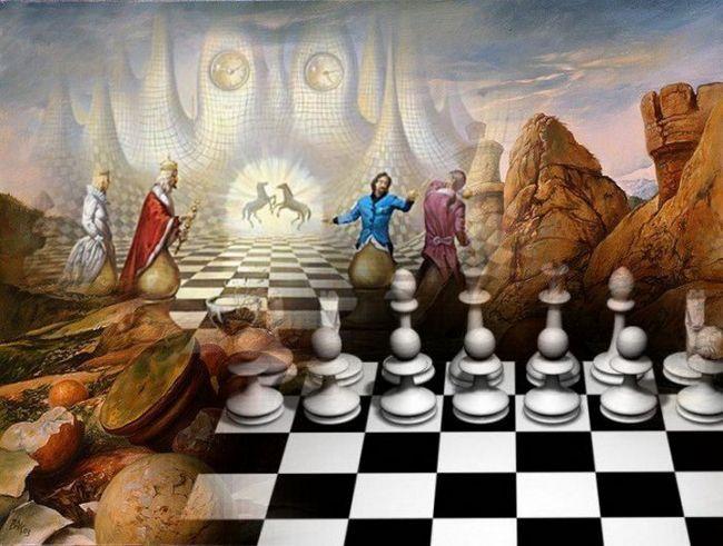 Фото - Це здивує вас: шахи можуть розповісти про наше життя