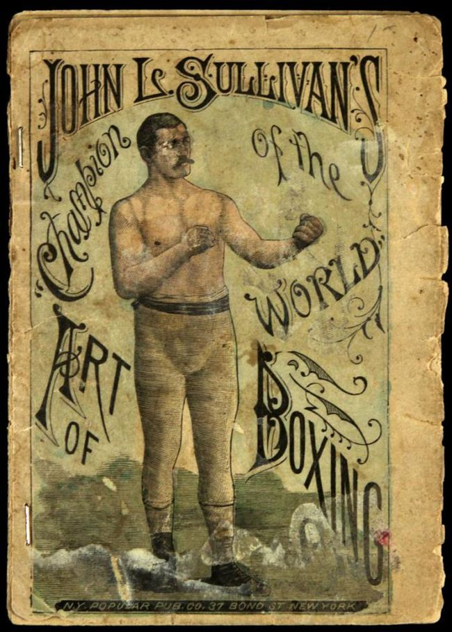 Фото - Хто був першим чемпіоном світу з боксу у важкій вазі?