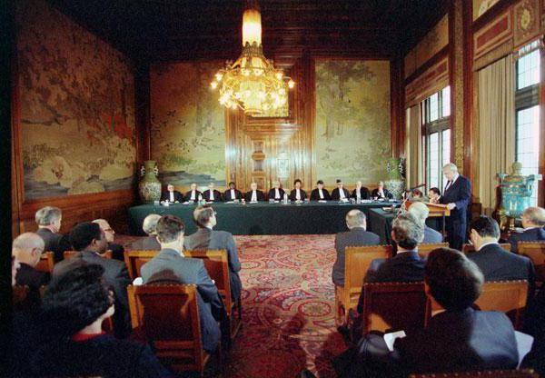 Фото - Міжнародні трибунали, їхню діяльність і статути