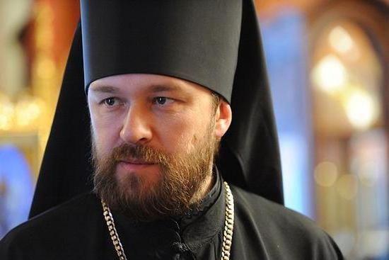 Фото - Митрополит Іларіон Алфєєв: біографія, фото, проповіді