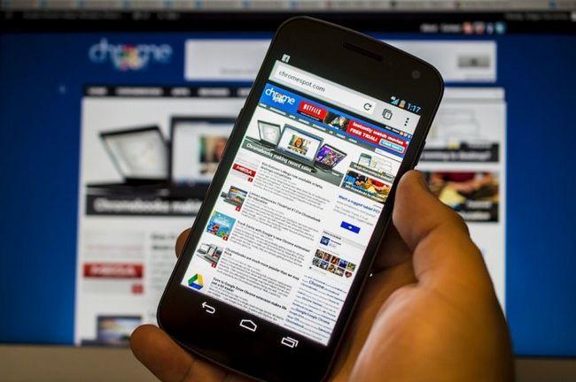 Фото - Чому chrome є кращим веб-браузером для android?