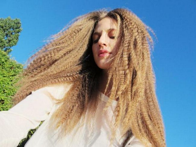 Фото - Зачіска гофре в домашніх умовах на коротке волосся