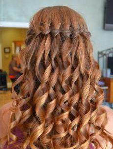Фото - Водоспад: плетіння зачіски, практичні рекомендації