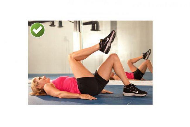 Фото - 10 Кращих вправ, щоб зменшити біль у попереку