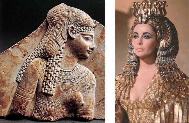 Фото - 10 маловідомих фактів про Клеопатру