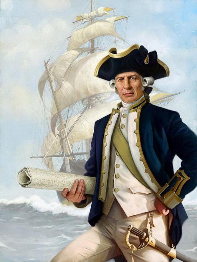 Фото - 10 маловідомих фактів про знаменитого капітана Джеймса Кука