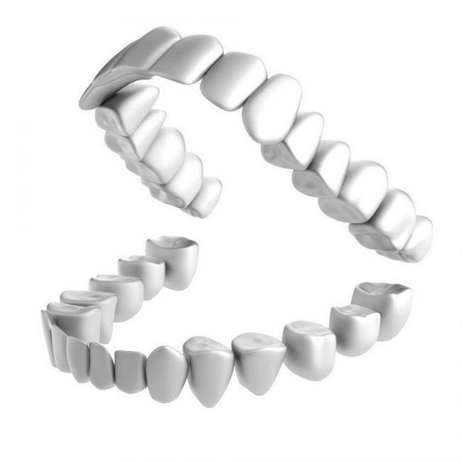 Фото - 10 Небувалих фактів про ваших зубах
