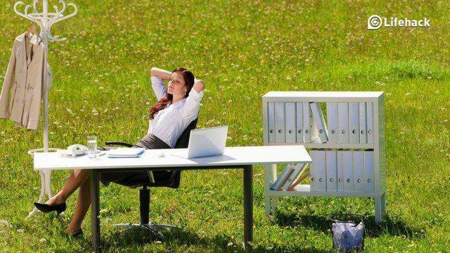 Фото - 10 Способів миттєво зняти стрес на роботі