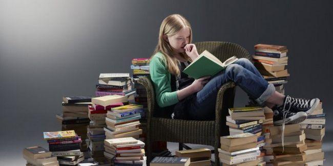 Фото - 10 Речей, які відбудуться, коли ви почнете більше читати