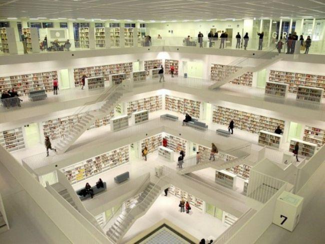 Фото - 16 Самих незвичайних бібліотек світу