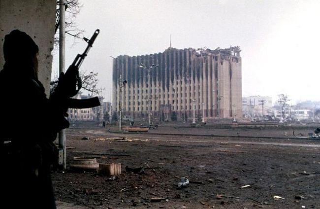 Фото - 31 грудня 1994, штурм грізного. Перша чеченська війна