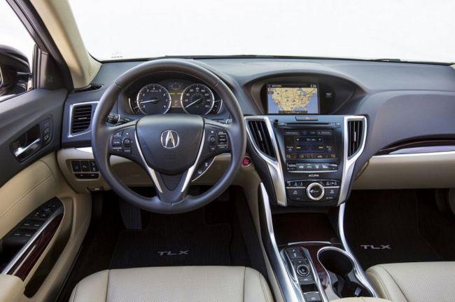 Фото - Acura tlx +2015: огляд