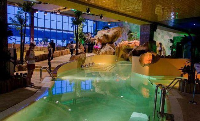 аквапарк планета уфа адреса