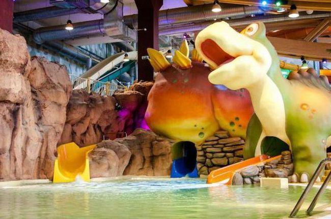 аквапарк в Уфі планета фото