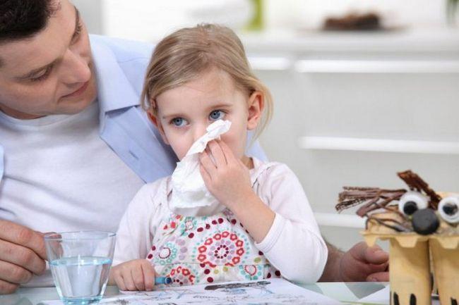 Фото - Алергія і діти: що вам слід знати