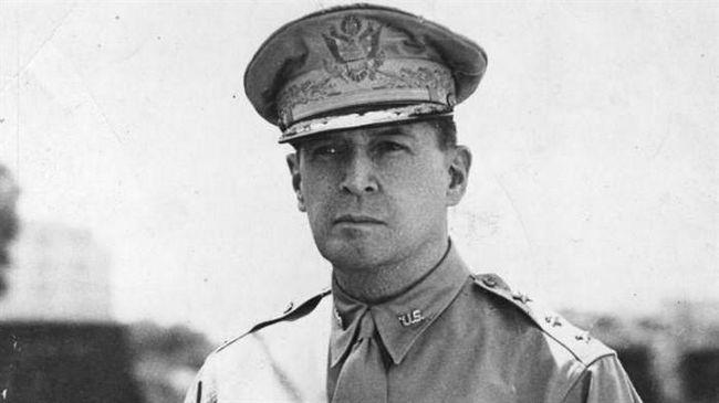 Фото - Американський воєначальник Дуглас Макартур: біографія
