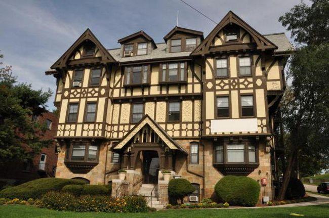 Фото - Англійські будинку: фото, проект. Фасади, інтер'єр англійських будинків. Побудувати англійський будинок