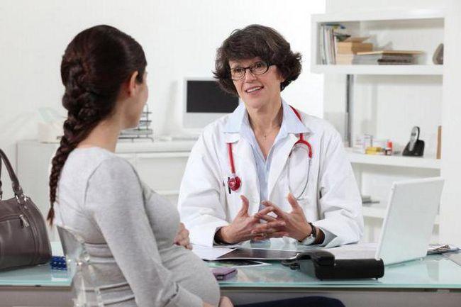антенатальна охорона плода в умовах жіночої консультації
