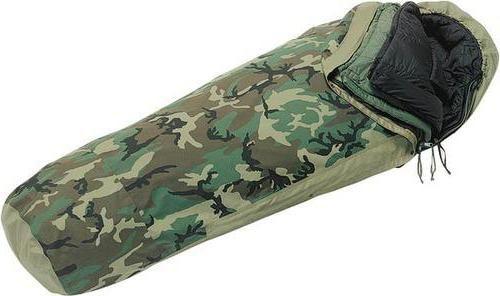 Фото - Армійські спальні мішки: опис, відгуки
