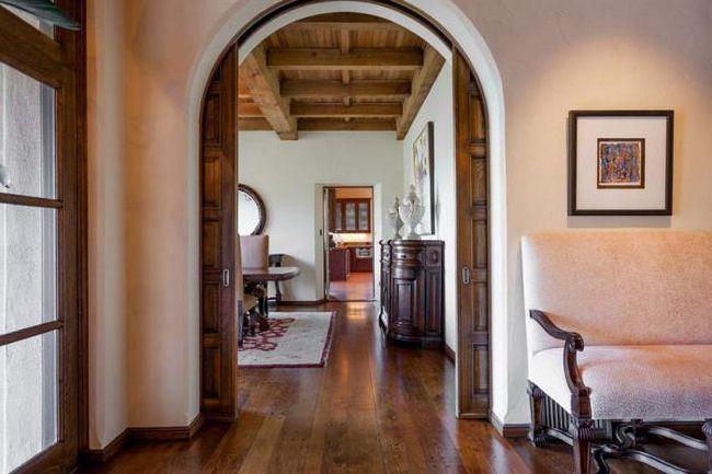 Фото - Арочна двері - елегантність і шик в інтер'єрі