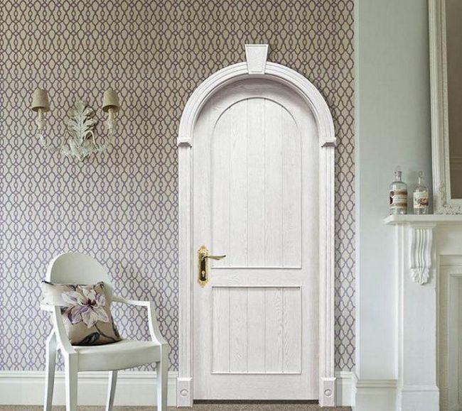 арочні розсувні двері