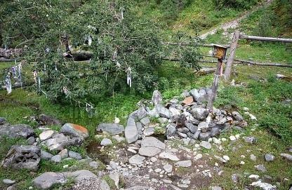 курорт Аршан Саяни