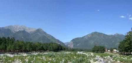 курорт Аршан фото