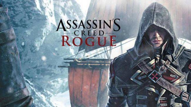 Фото - Assassins creed rogue: проходження гри російською (повне)