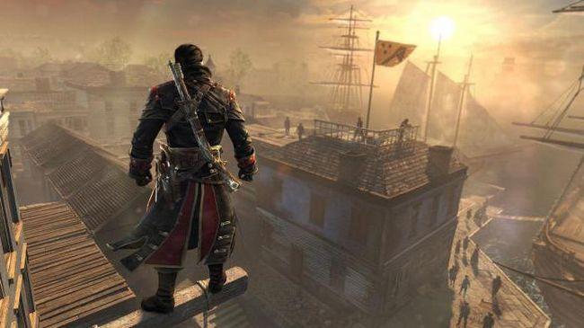 проходження гри assassins creed rogue