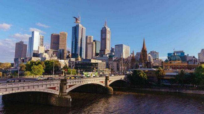 Австралія Мельбурн