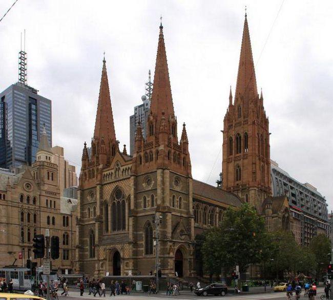 Мельбурн Австралія пам'ятки