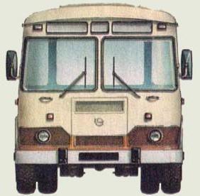 автобус ліаз 677