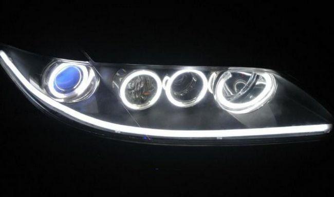 Фото - Автомобільні лампи денного світла. Характеристики, відгуки автолюбителів