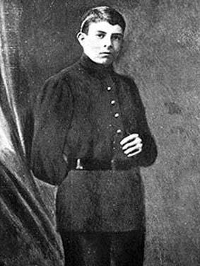 Едуард Багрицький біографія