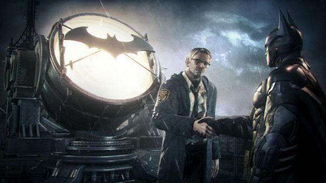 Фото - Batmen arkham knight: проходження гри