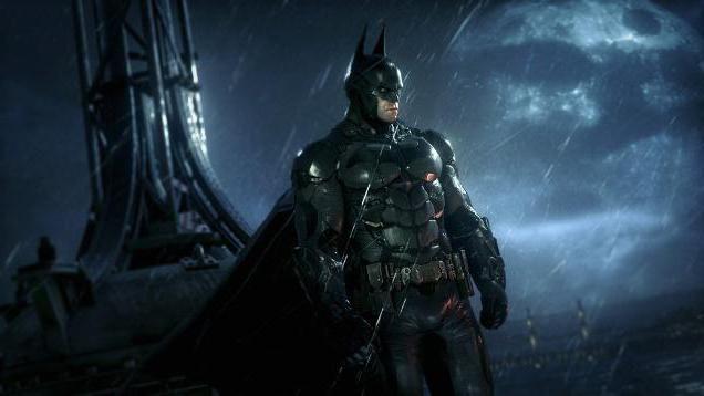 проходження гри batman arkham knight