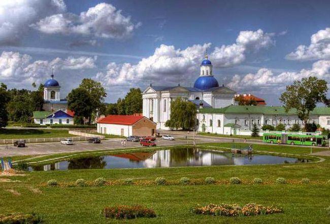 Фото - Белорусь, Жіровічі. Монастир Свято-Успенський чоловічий