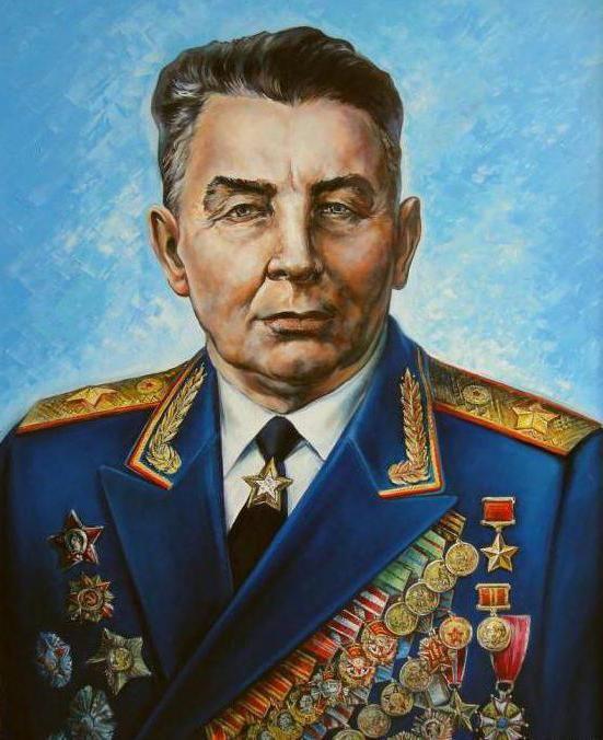 Фото - Біографія Маргелова Василь Пилипович. Десантник №1. Герой Радянського Союзу