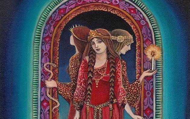 богиня пекла Геката