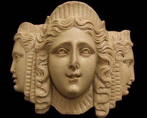 богиня Геката багатство цитати